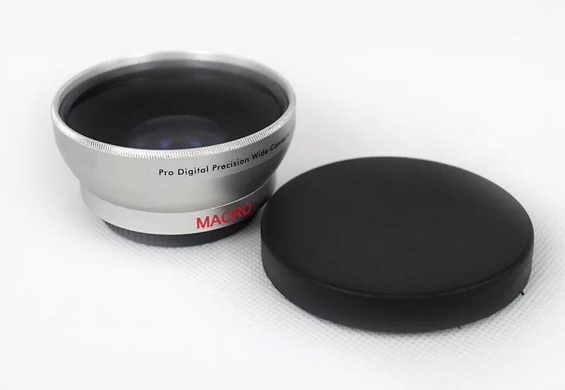 CML Groothoek en macro Converter 0.45 x 52mm