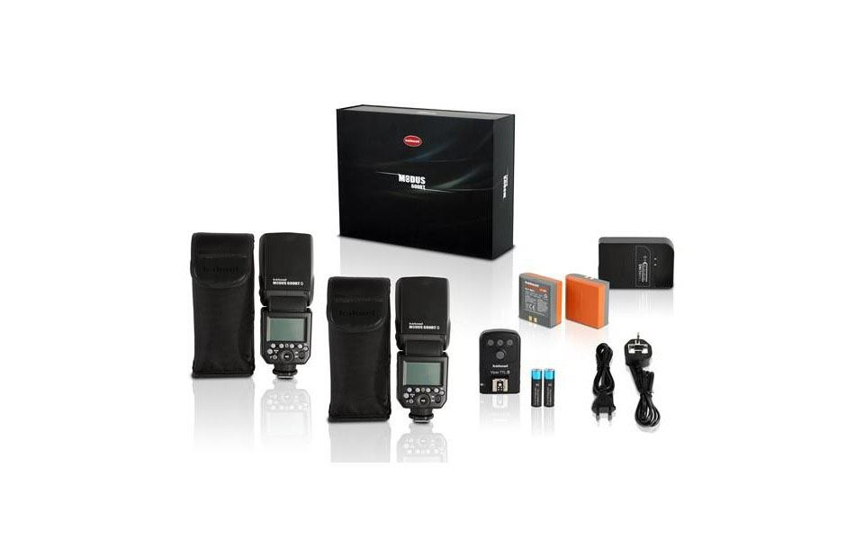 Hahnel MODUS 600RT Pro Kit - Sony