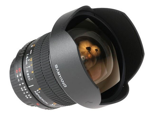 Samyang 14mm f/2.8 ED AS IF UMC Canon