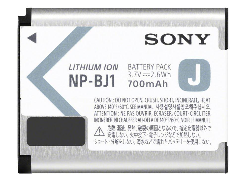 Sony NP-BJ1 accu