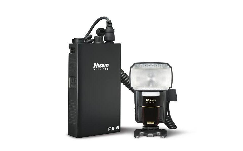 Nissin Power Pack PS 8 - Nikon