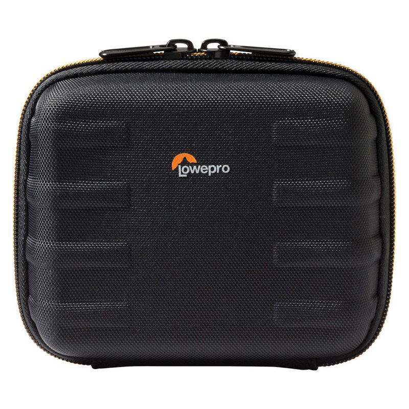 LowePro Santiago 30 II Black/Orange
