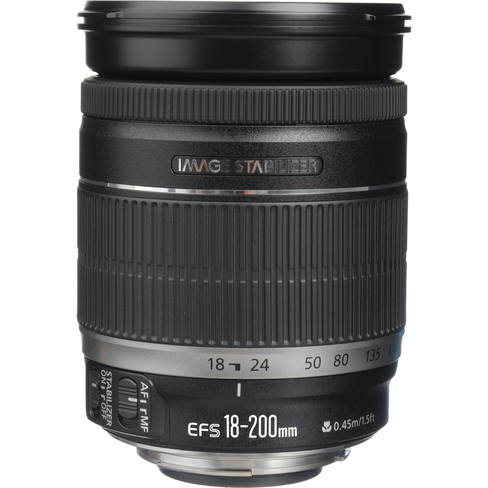 Canon EF-S 18-200 mm 1:3,5-5,6 Set 3
