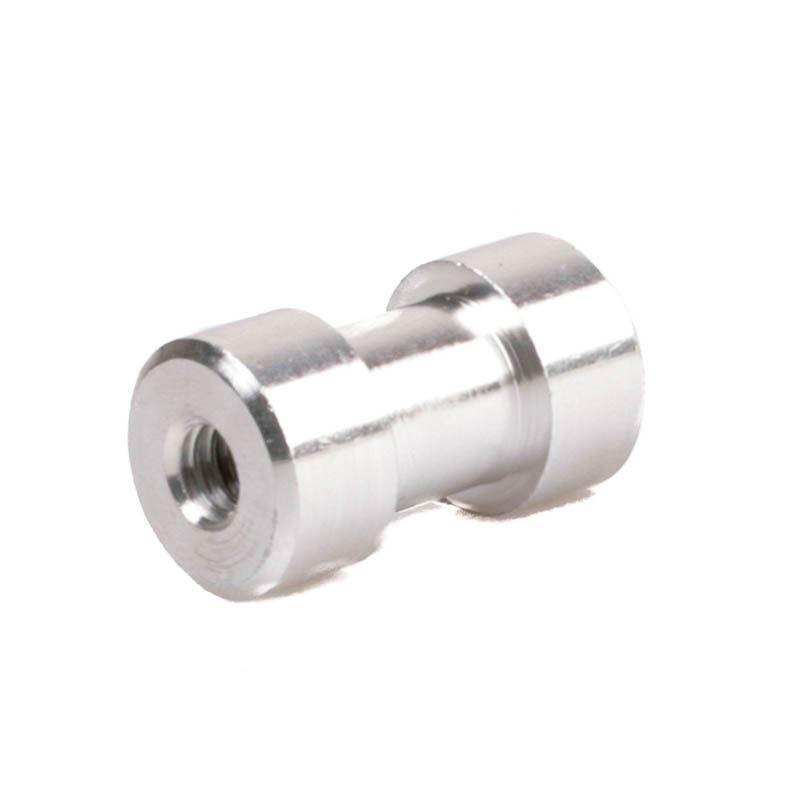 JJC Spigotadapter 1/4 inch naar 3/8 inch