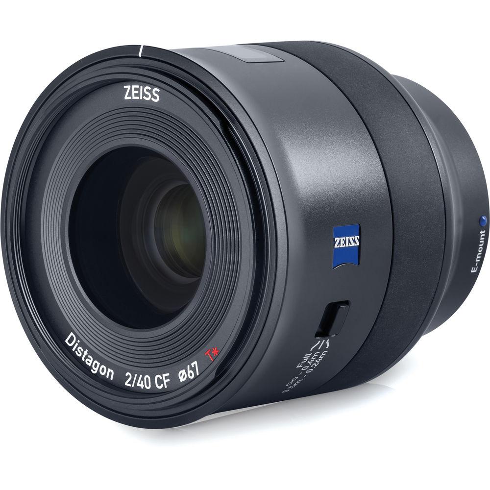 Afbeelding van Carl Zeiss Batis 40mm F/2.0 CF Sony E Mount