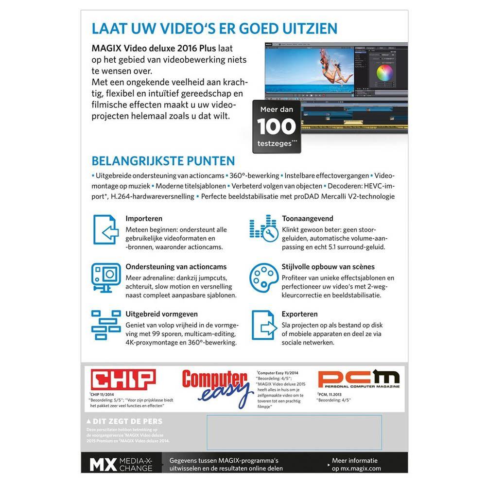 Magix, Video Deluxe Plus