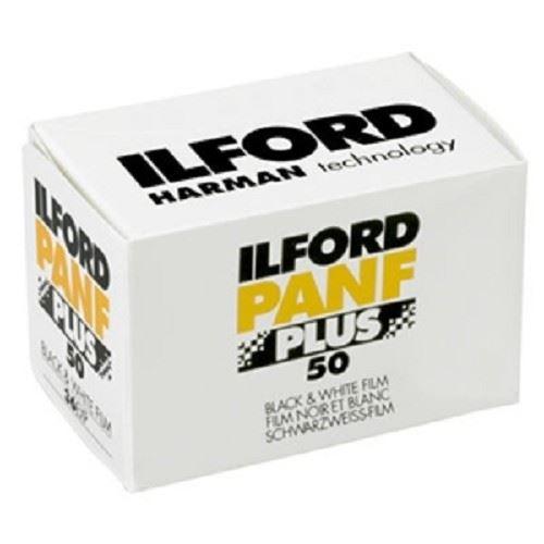 Ilford Pan F Plus 135 / 36 1 cassette