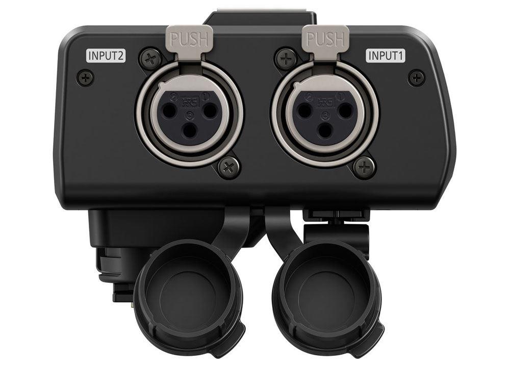 Panasonic DMW-XLR1 XLR Microfoon Adapter
