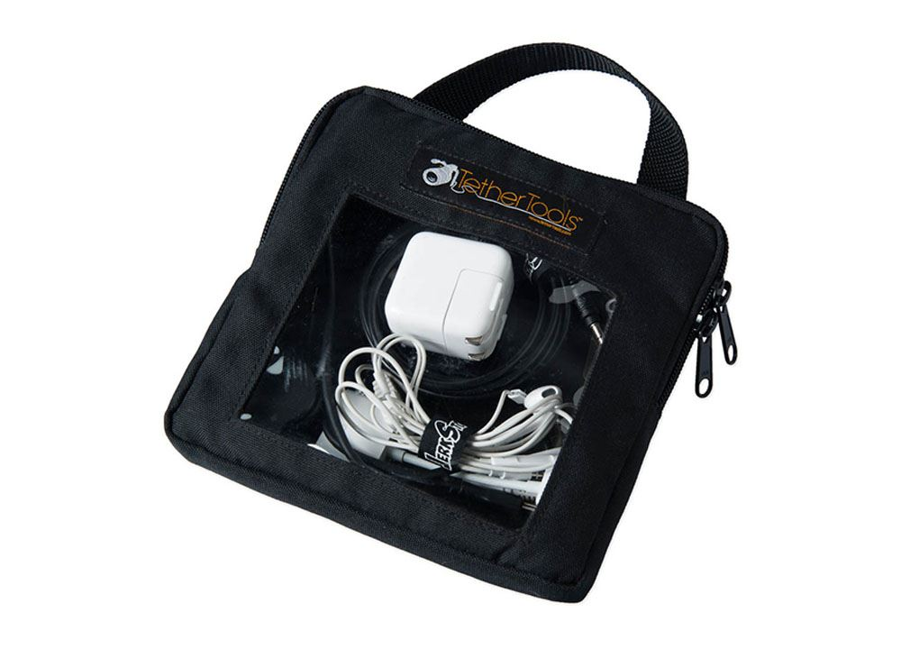 Tether Tools Cable Organization Case - Standard