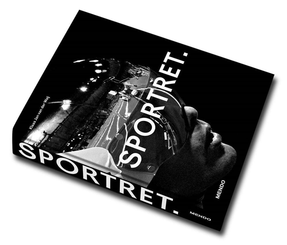 Boek SPORTRET - Klaas Jan van der Weij