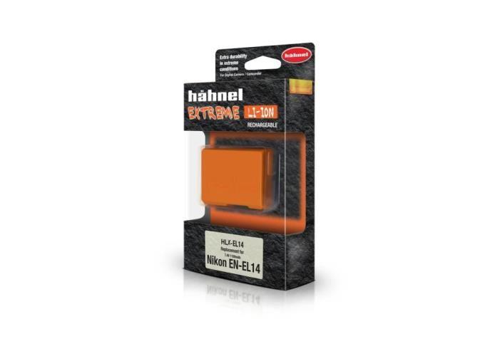 Hahnel Nikon EN-EL14 accu / HLX-EL14 Extreme
