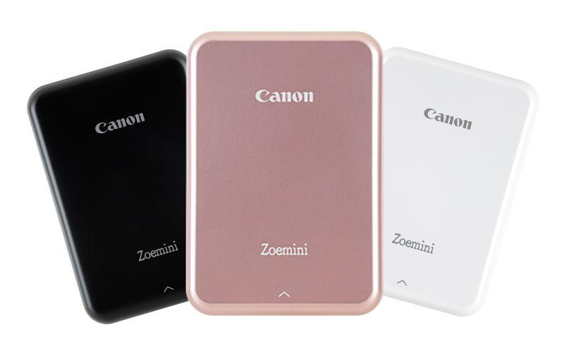 Canon Zoemini-fotoprinter wit