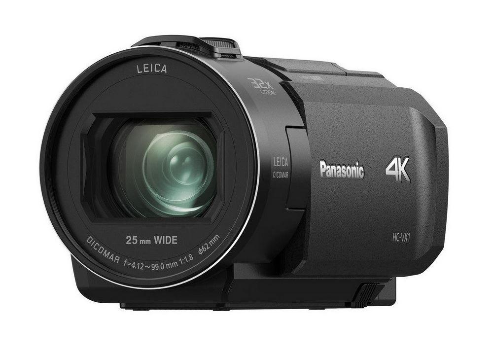 Panasonic HC-VX1EG 4K Camcorder