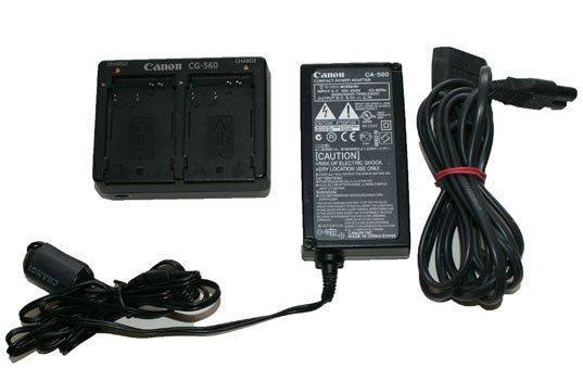 Canon CR-560 Battery Charger Li-Ion f DM-MV300 (3172A003)