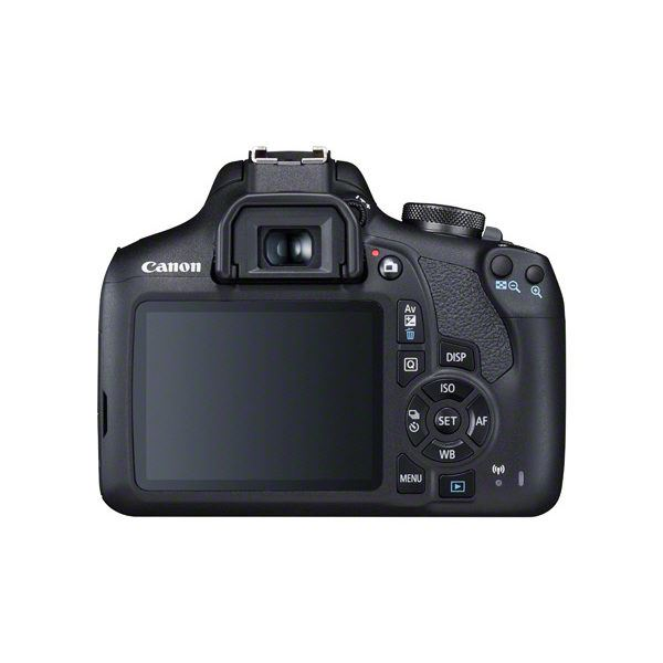 Canon EOS 2000D DSLR + 18-135mm IS STM