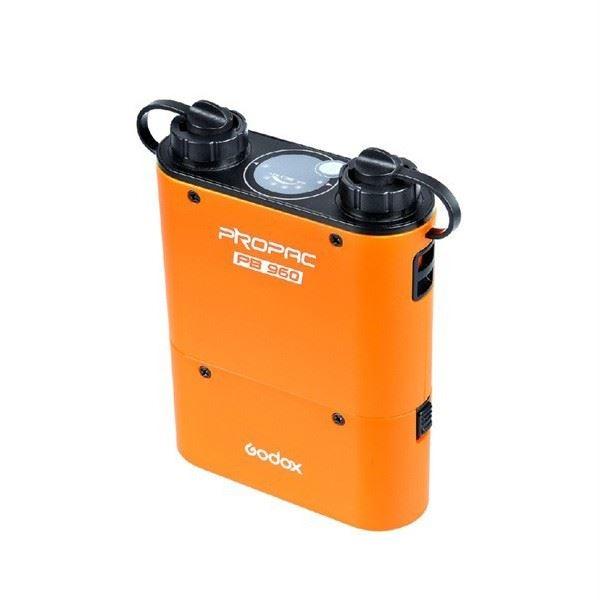 Godox ProPac PB960 powerpack voor systeem flitsers Oranje