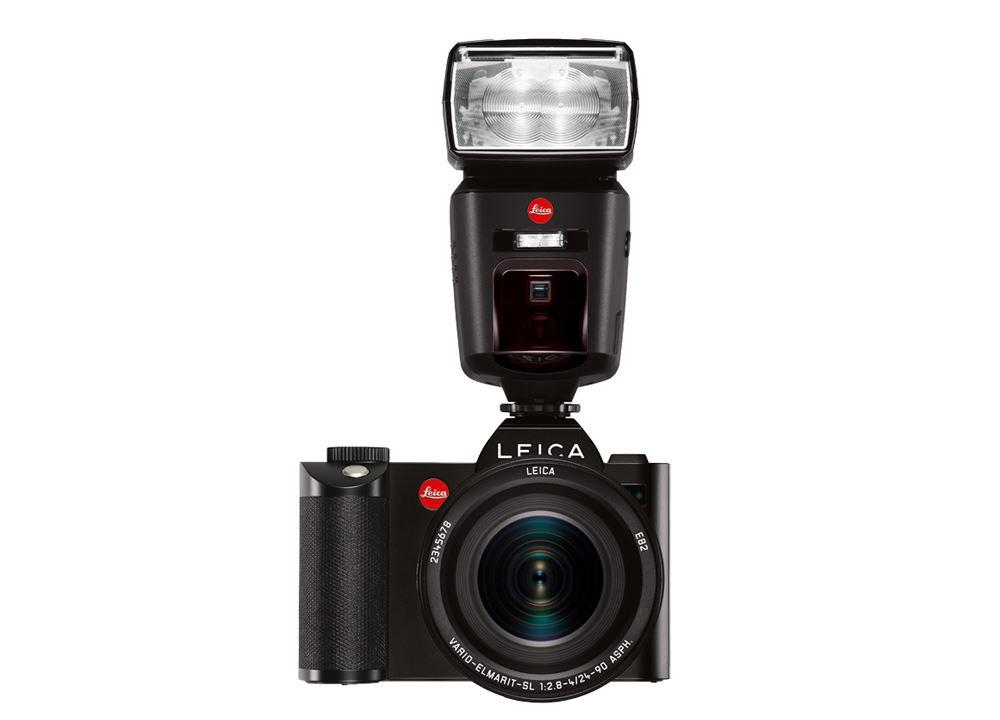 Leica SL (typ 601) SF 64 Flitser voor de SL