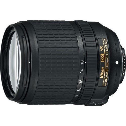 Nikon AF-S 18-140mm f/3.5-5.6 ED VR DX