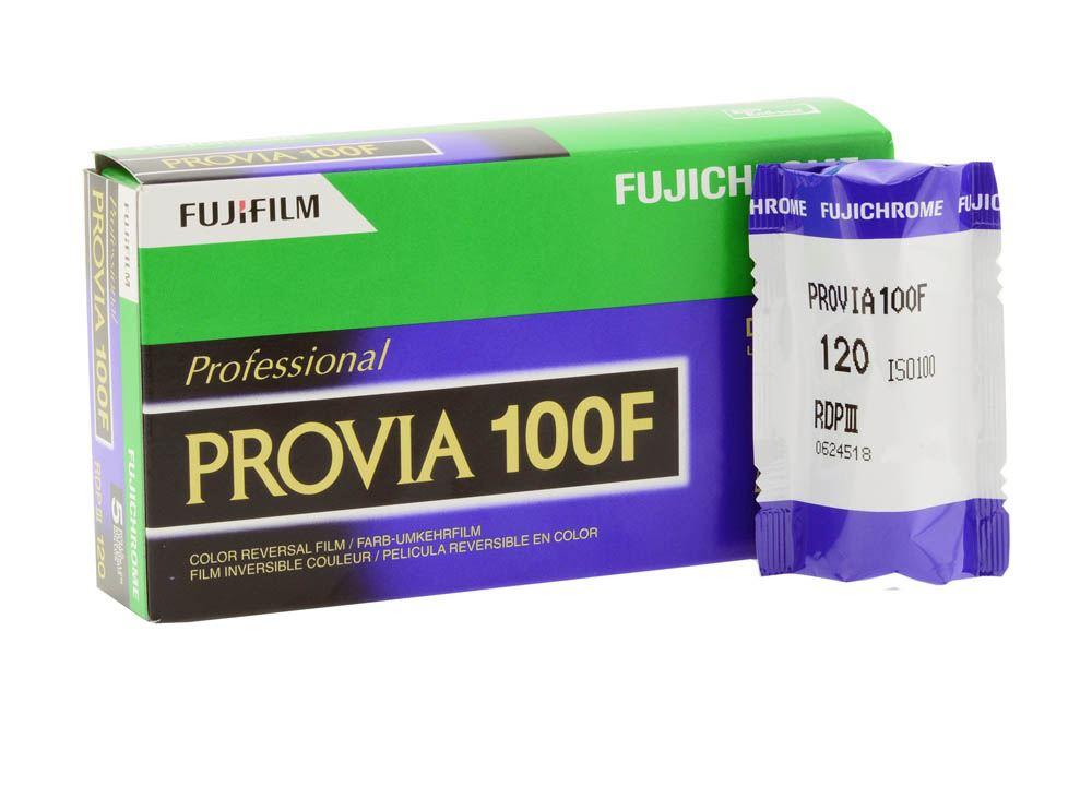 1x5 Provia 100 F 120 Neu