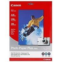 Canon Papier PP-201 Plus A4 20 Sheets Gossy