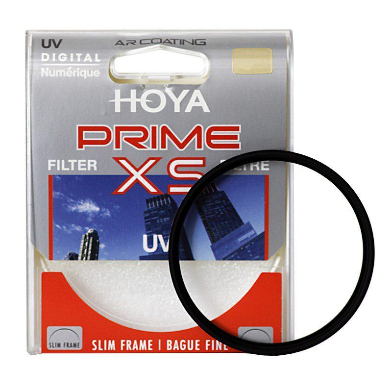Hoya PrimeXS Multicoated UV filter 49mm