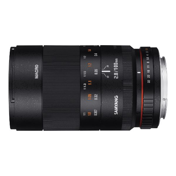 Samyang 100mm f/2.8 Macro Sony A