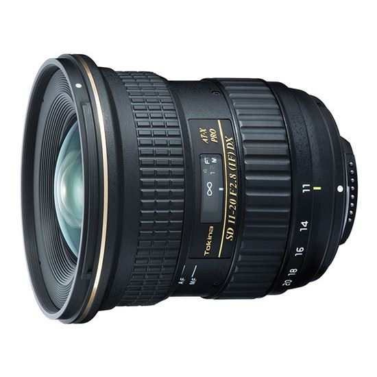 Tokina 11-20mm f/2.8 AT-X PRO DX - Canon
