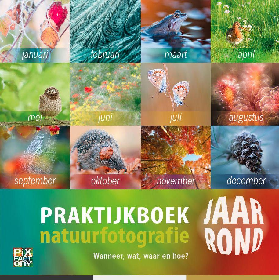 Afbeelding van Birdpix Praktijkboek Natuurfotografie Jaarrond