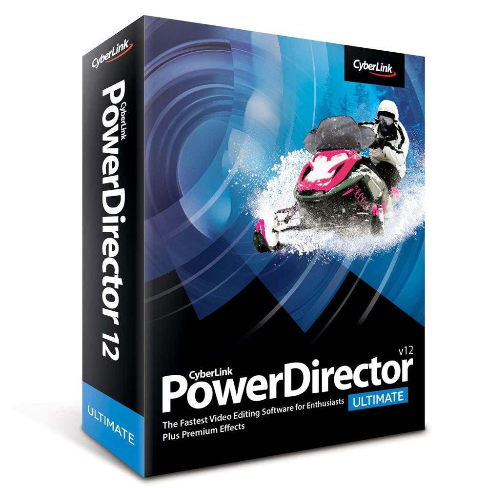 Afbeelding van Cyberlink PowerDirector V12 Ultimate