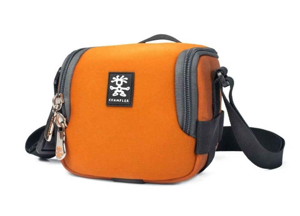 Afbeelding van Crumpler Base Layer Camera Cube XS Oranje