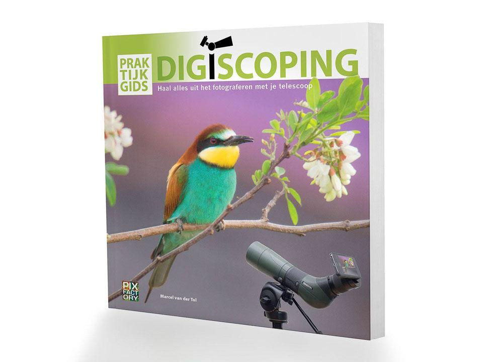 Afbeelding van Birdpix Praktijkgids Digiscoping