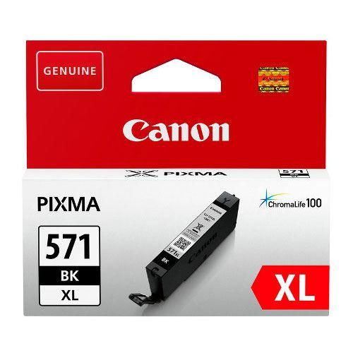 Canon CLI-571XL BK Black