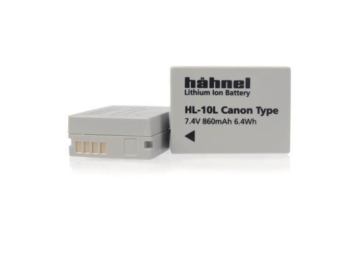 Hahnel Canon NB-10L accu / HL-10L
