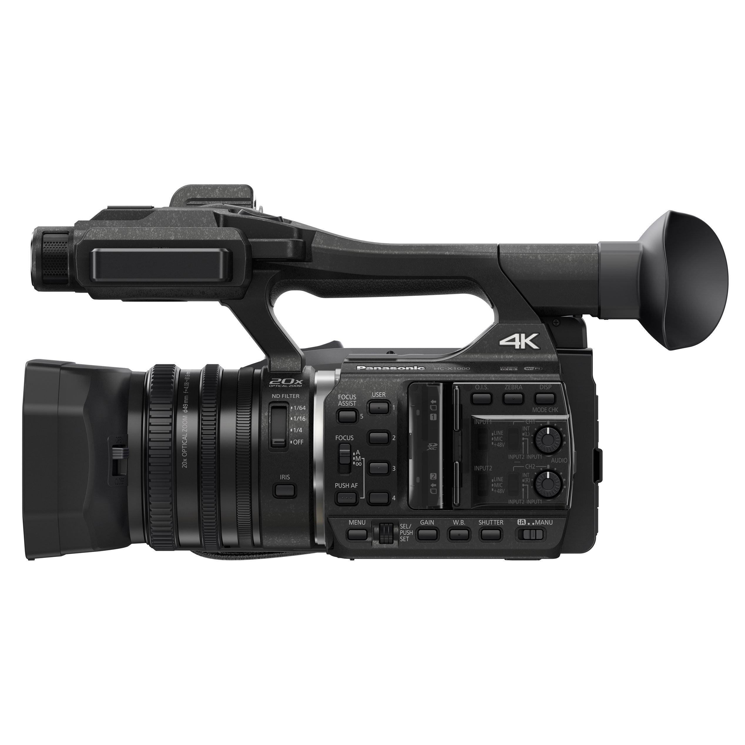 Panasonic HC-X1000E