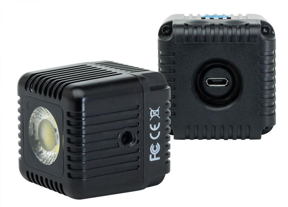 Lume Cube Waterdichte flits en videolamp - Dual (2) Black