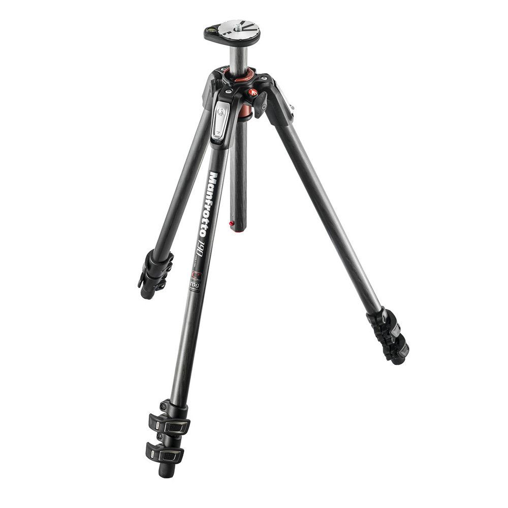 Manfrotto MK190X3-BH Alu Kit Incl. 496RC2 balhoofd