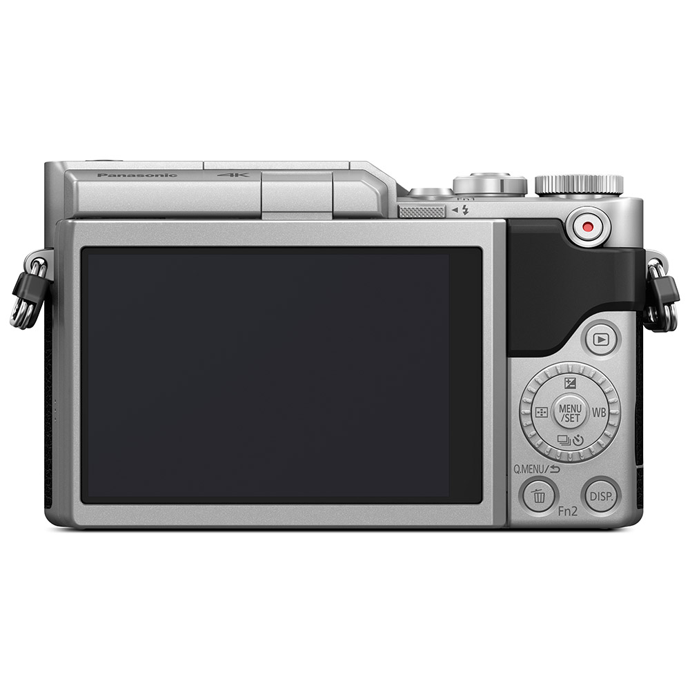 Panasonic DC-GX880 systeemcamera Zilver + 12-32mm