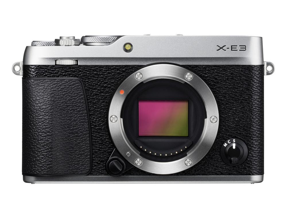 Fujifilm X-E3 Zilver + XC 15-45mm