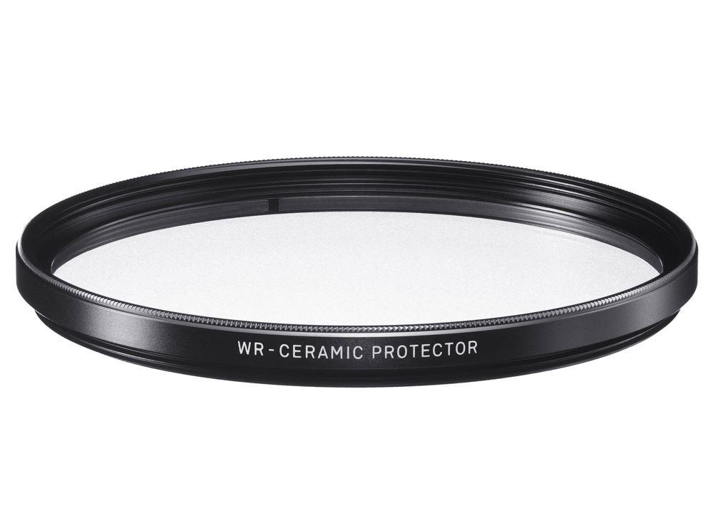 Sigma WR Ceramic Protector - 105mm