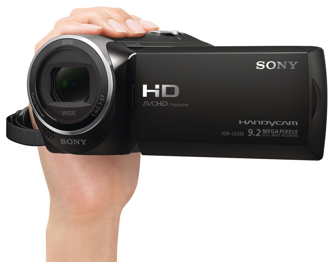 Sony HDRCX240EB