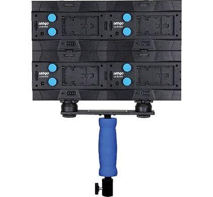 Ledgo LG-B160C LED On Camera Light 4Kit Bi-color