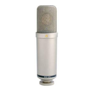 Rode NTK buizen condensator studio microfoon
