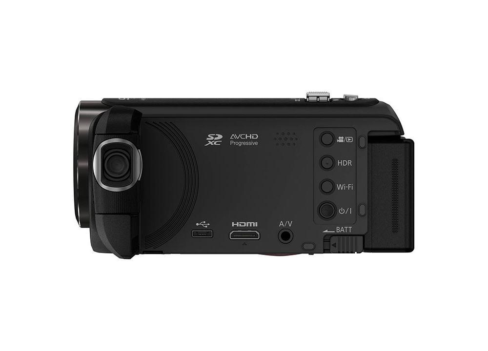Panasonic HC-W580 Zwart