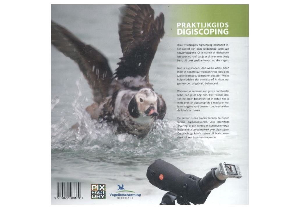 Birdpix Praktijkgids Digiscoping