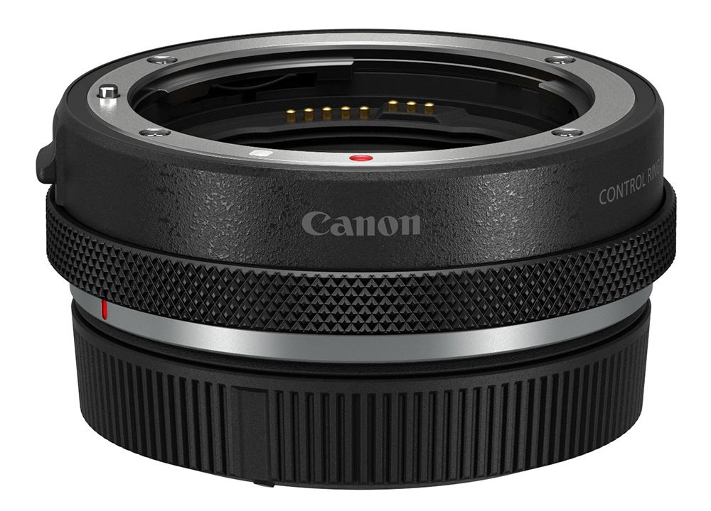 Canon EF-EOS R adapter met lens-ring