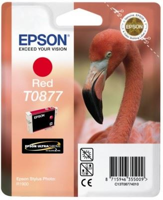 Epson T0878 Epson R1900 Mat Zwart