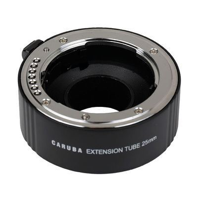 Caruba Extension Tube 25mm Chroom - Pentax