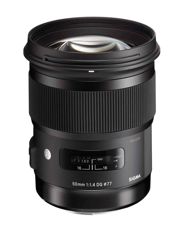 Sigma 50mm f/1.4 DG HSM Art Sony A