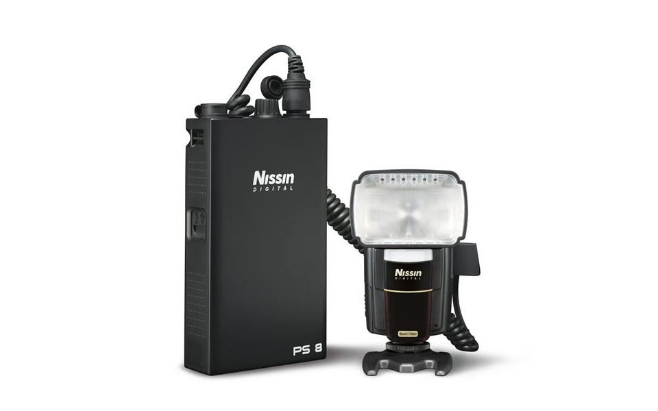 Nissin Power Pack PS 8 - Canon
