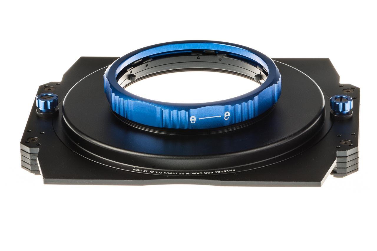 Afbeelding van Benro 150mm Filtersysteem Filterhouder Voor Sigma 12 24/4.5 5.6 EX DG HSM II